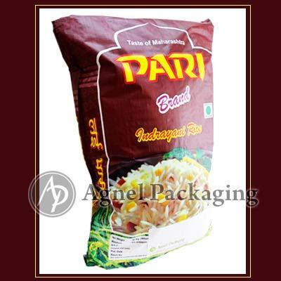 BOPP Rice Sacks