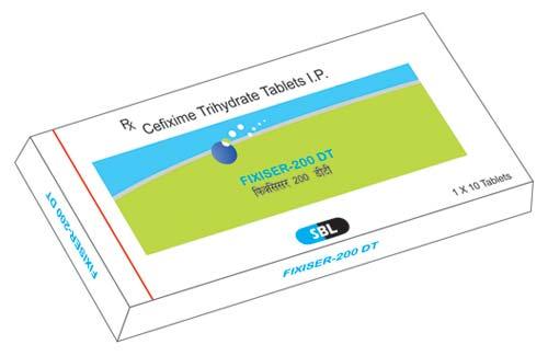 Fixiser 200 DT Tablets