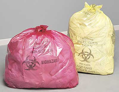 Disposable Waste Collection Bags