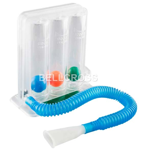 Spirometer-Lung Exerciser