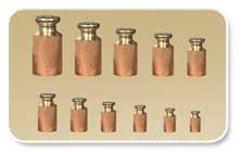 Brass Weights 01