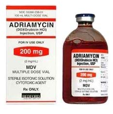 Adriamycin - Doxorubicin Injectable Suspension