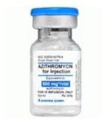 Azithromycin Injection