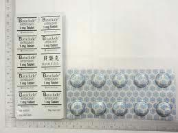 Baraclude 1mg Tablets