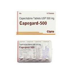 Capegard-500 Tablets