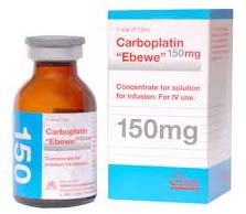 Carboplatin 150mg Injection
