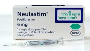Neulastim 6mg Injection