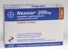 Nexavar 200mg Tablets