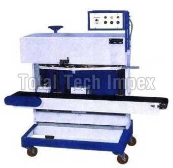 Preformed Pouches Sealing Machine