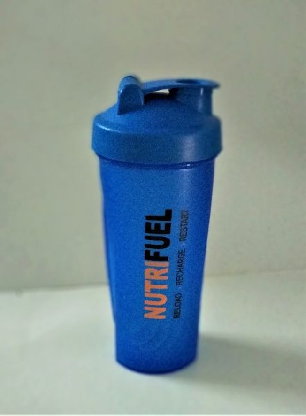 700 ml Gym Shaker with Spring 02