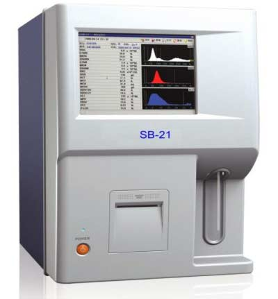 Fully Automatic Single Channel Hematology Analyzer