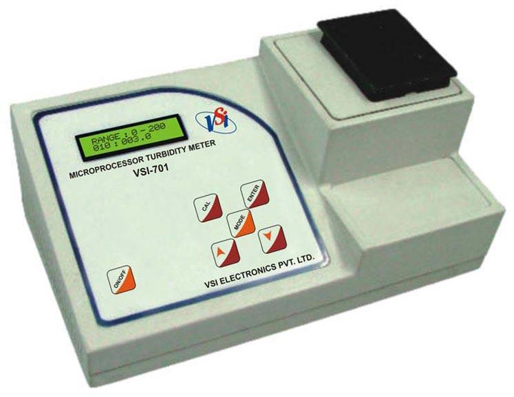 Digital Deflection Meter : Digital turbidity meters vsi