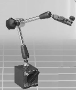 KM-530 Magnetic Base Stand With Articulated Arm