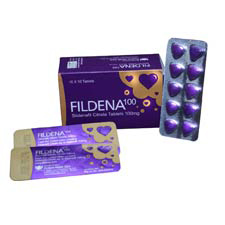 Sildenafil Citrate 100 mg Tablets