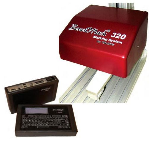 Bench Top Dot Pin Marking Machine