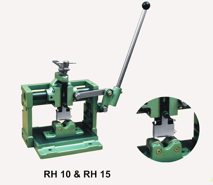 Manual Roll Marking Machine