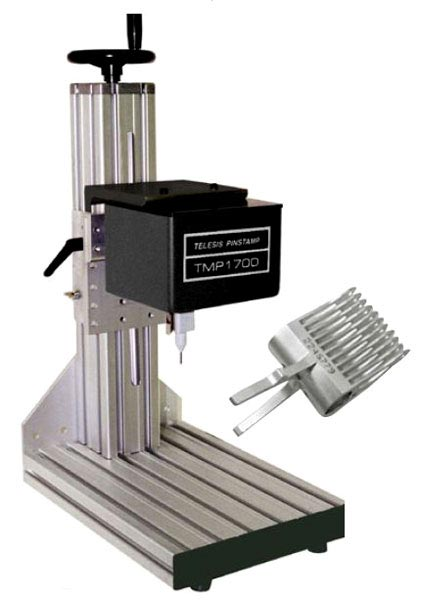 Pneumatic Dot Pin Marking Machine (TMP 1700)
