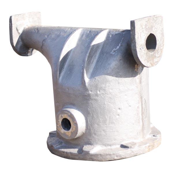 Cast Iron Ash Vessel