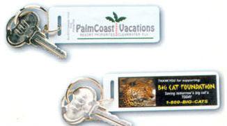 PVC Key Tag 002