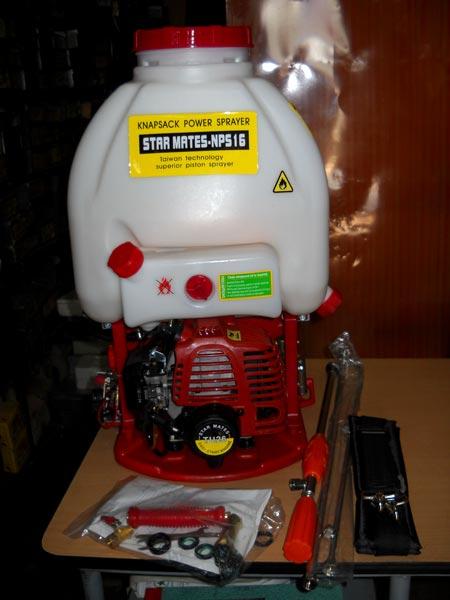 Motorized Knapsack Sprayer