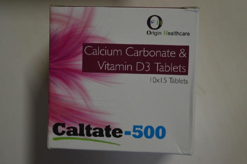 Calcium Combintion Tablets 01