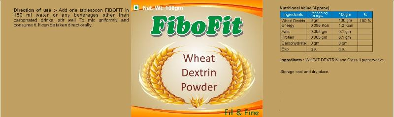 Fibofit Wheat Dextrin Powder
