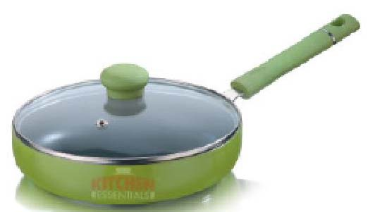 Non Stick Colored Fry Pan
