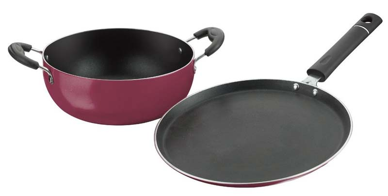 Non Stick Cooking Set (2 Pc Set)