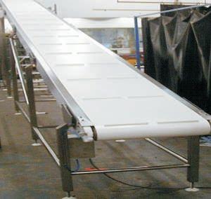 Food Grade Belt Conveyor 01