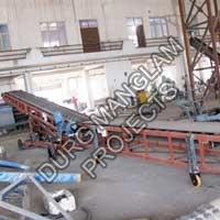 Portable Bag Stacker Conveyor 01