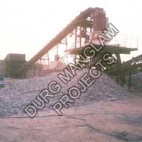 Trough Belt Conveyor 01