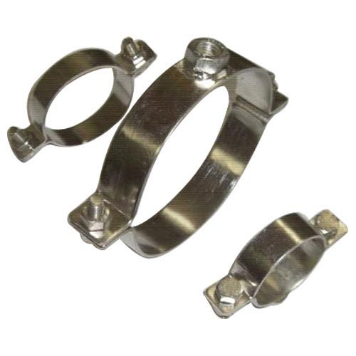 Stainless steel products pipe clamps