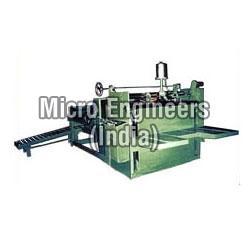 Semi Automatic Folder Gluer
