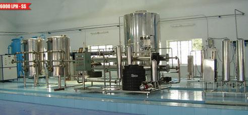 ISI RO Plant