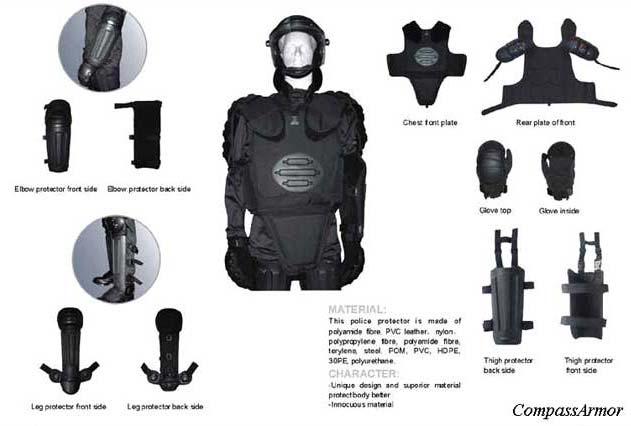 Anti-Riot Armor