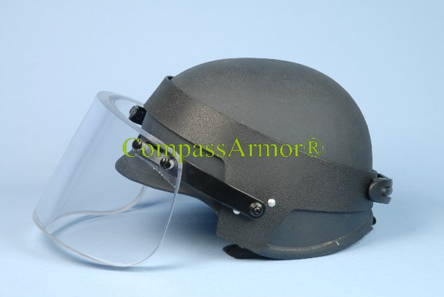 Ballistic Protection Helmets