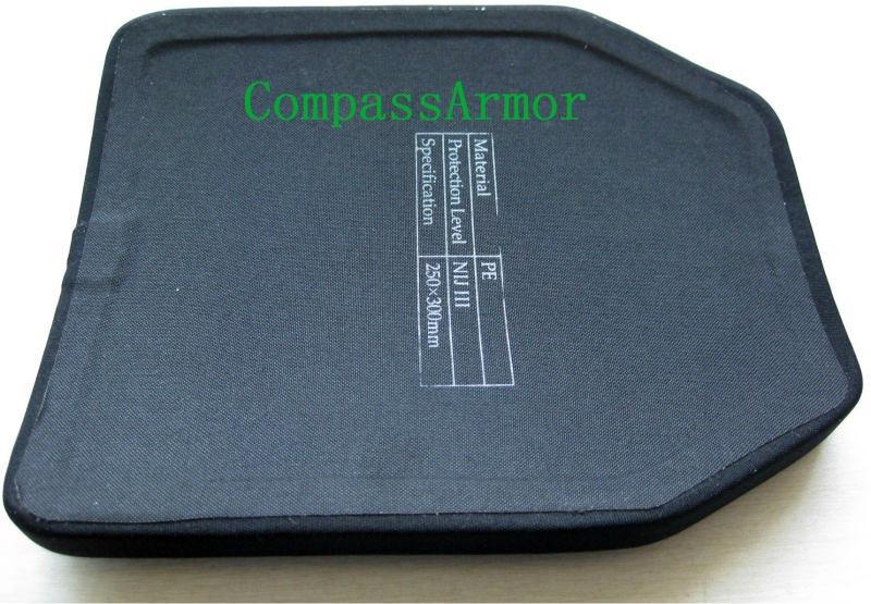 Bulletproof Plate (E1012-306)