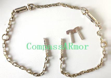 Carbon Steel Steel Handcuff (Psh-w03)