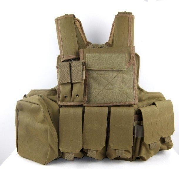 Police Tactical Body Armor