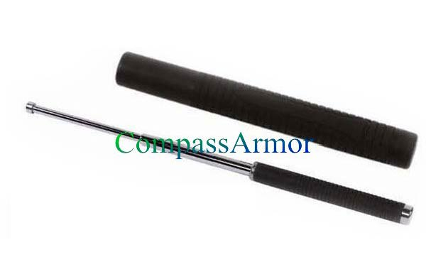 Telescopic Rocket Steel Baton