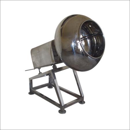 Coating Pan Machine GMP Model