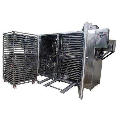 Tray Dryer GMP Model