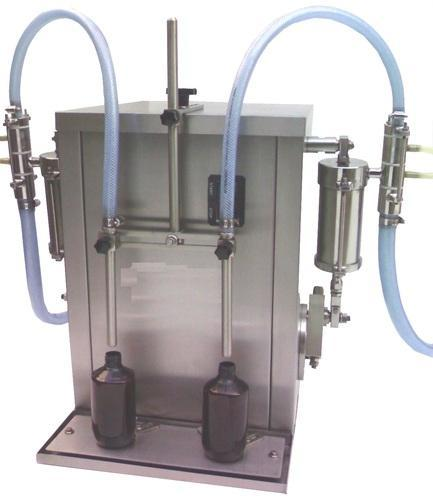 Volumetric Bottle Filling Machine GMP Model