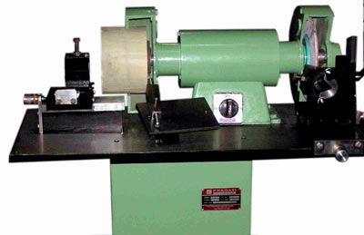 Chequred Header Grinder Model CHG-200