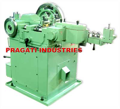Wire Nail Making Machine (Model P1E)
