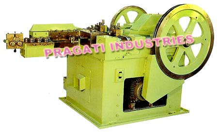 Wire Nail Making Machine (Model P6E)