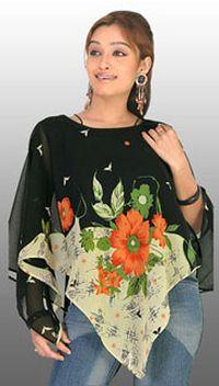 Designer Ladies Ponchos