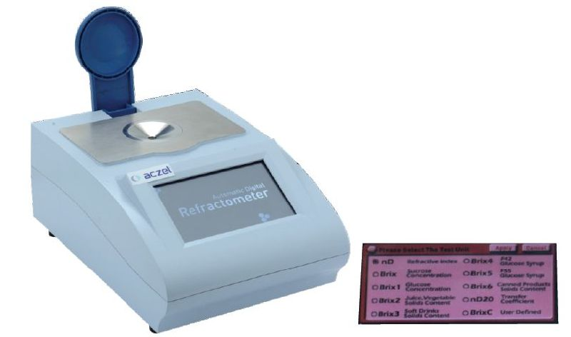 ARM-Z series Digital Touch Screen Refractometers