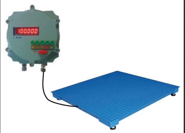 CTG-F Series Four Load Cell Flame Proof Scale