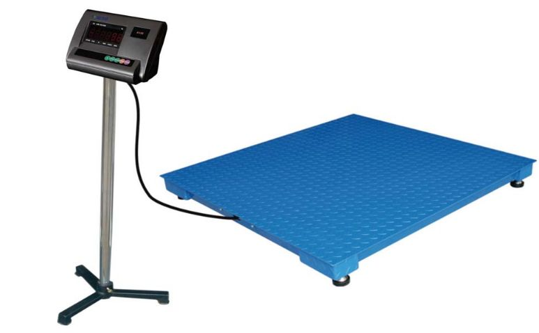 CTG Series Four Load Cell Platform Scale
